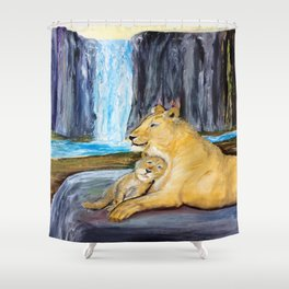 The Pride Shower Curtain