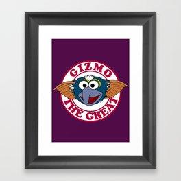 Gizmo the Great Framed Art Print