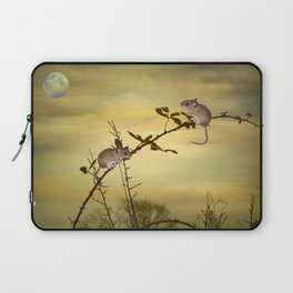 Two Small Mice Laptop Sleeve