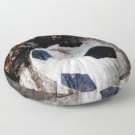 The soccer ball Floor Pillow