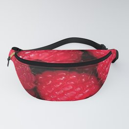French Riviera Raspberries Fanny Pack