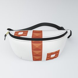 Percent sign print in beautiful design Fashion Modern Style Fanny Pack