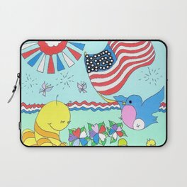 """""""Independence Day"""" Laptop Sleeve"""