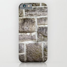 Hokie Stone iPhone Case