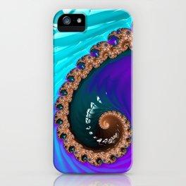 Midnight Octopus iPhone Case