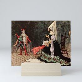 Rumplestiltskin Mini Art Print