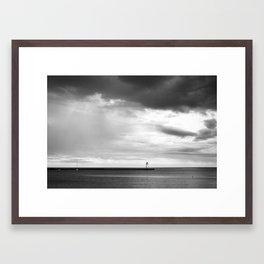 The Lighthouse 2 Framed Art Print