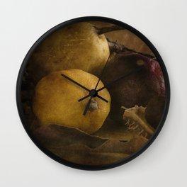Still life #28 Wall Clock