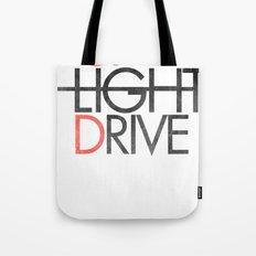 City Light Drive Tote Bag