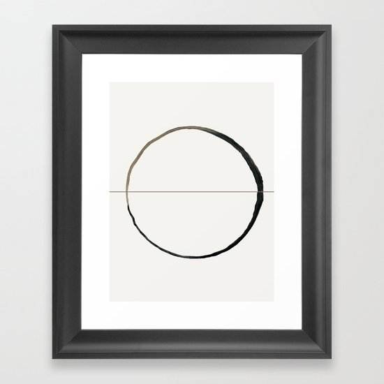C7 Framed Art Print