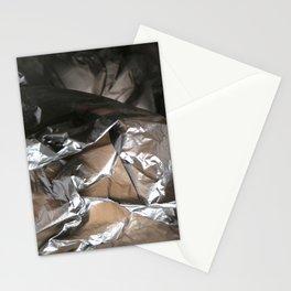 black plastic 04 Stationery Cards