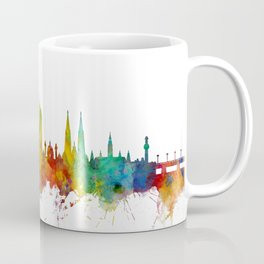 Vienna Austria Skyline Coffee Mug