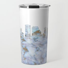 New Orleans Skyline Louisiana Travel Mug