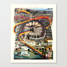 Tourist Trap Canvas Print