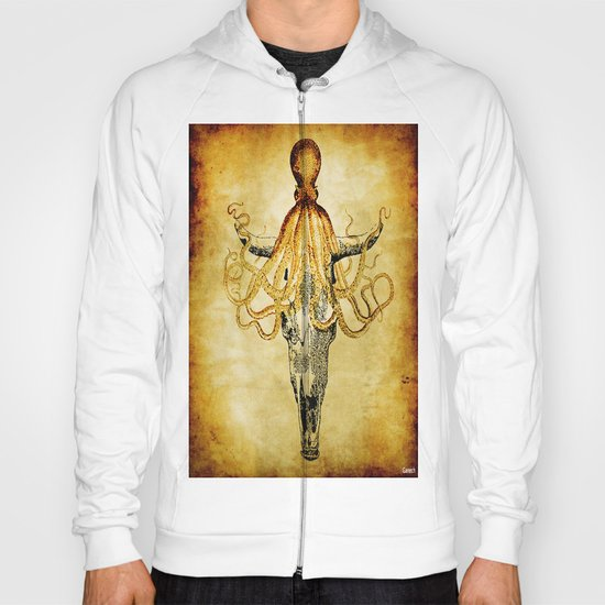 The Mystic Octopus Hoody
