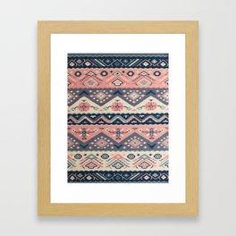 -A23- Epic Anthropologie Traditional Moroccan Artwork. Framed Art Print