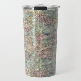 Vintage Map of Ireland (1799) Travel Mug