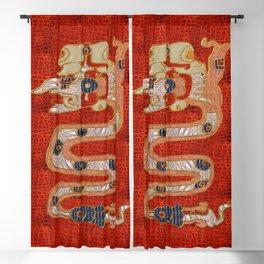 Cipacti Mayan Blackout Curtain
