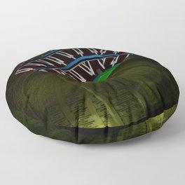 The Abu Dhabi Floor Pillow