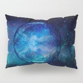 Planetary Soul Blue Souls Pillow Sham