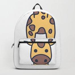 Giraffe Gift Giraffes Lover Animals Backpack