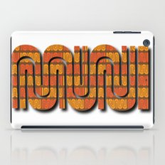 SF Muni selfie iPad Case