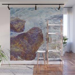 Swirling Tide Wall Mural