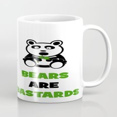B is For Bear Mug