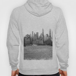 Lower Manhattan, New York City. 1941 Hoody