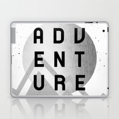 Adventure Silver Sunrise Laptop & iPad Skin