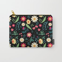 Spring Night Garden Carry-All Pouch