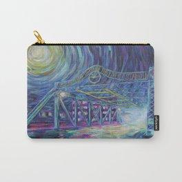 Riverside Bridge Carry-All Pouch