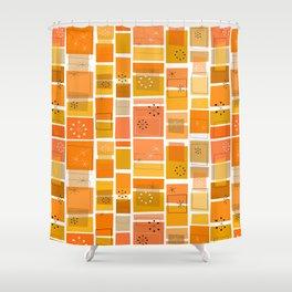 Pollen Shower Curtain