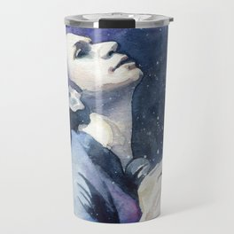 In the night sky Travel Mug