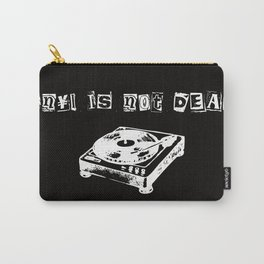 Vinyl is not dead. II Carry-All Pouch