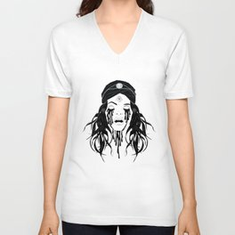 Third Eye Fortune Teller Unisex V-Neck