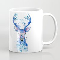 harry potter Mugs featuring Always. Harry Potter patronus. by Simona Borstnar