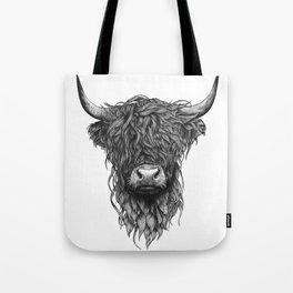 Highland Cow Umhängetasche