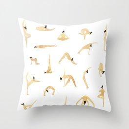 Stretch Throw Pillow