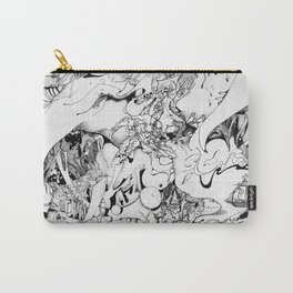 Graphics 004 Carry-All Pouch