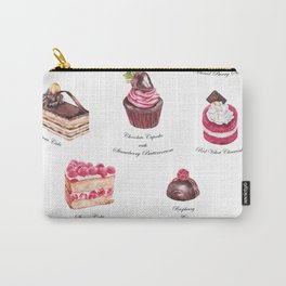 Cakes & Pastries #3 Carry-All Pouch