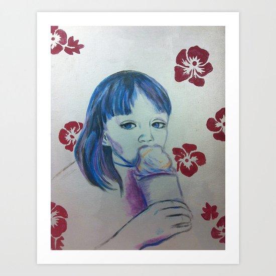 Simple Joys Art Print