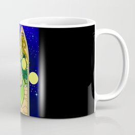 Acid Dreamgirl Coffee Mug