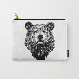 WHITE BEAR Carry-All Pouch