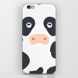 Cow Cow iPhone Skin