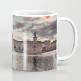 Prague Towers Coffee Mug