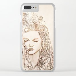 fizzy Clear iPhone Case