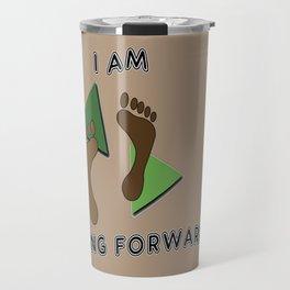 Moving Forward Travel Mug