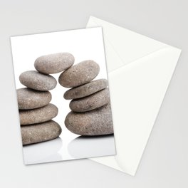 Spa pyramid Stationery Cards