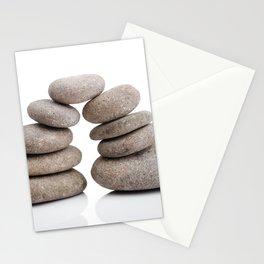 Spa pyramid Stationery Cards